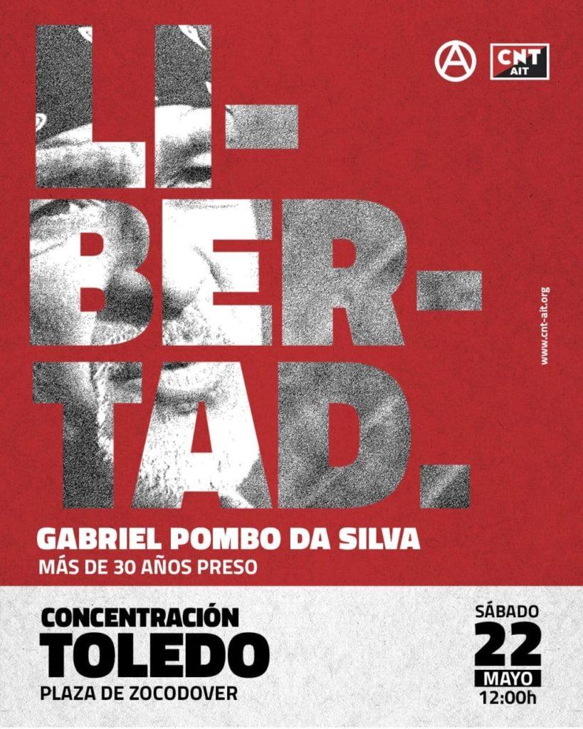 Cartel redes concentración Toledo